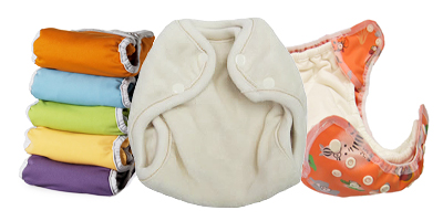 All In Twos Nappies