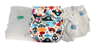 Newborn / Prem Nappies