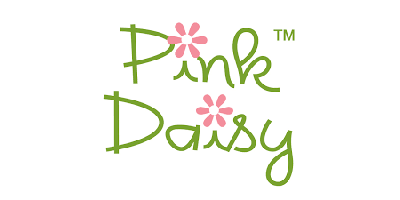 Pink Daisy Reusable Sanitary Pads