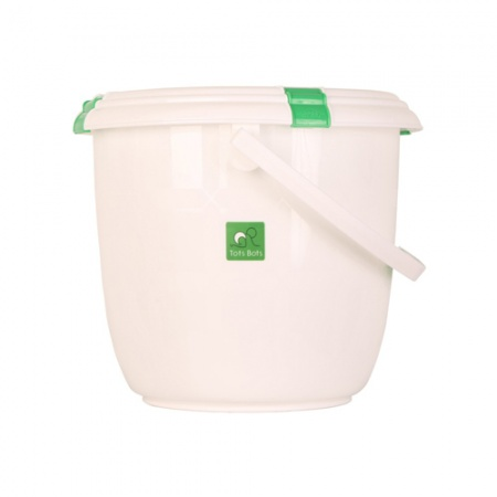 Totsbots Lockable Nappy Bucket