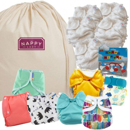 TWINS All in One Newborn Hire Kit