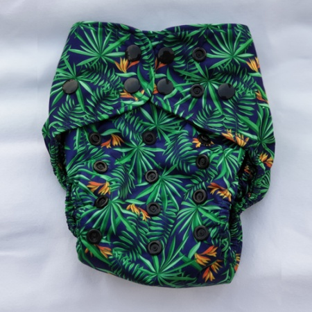 Bare & Boho V2 Onesize All In Two Nappy Bundle