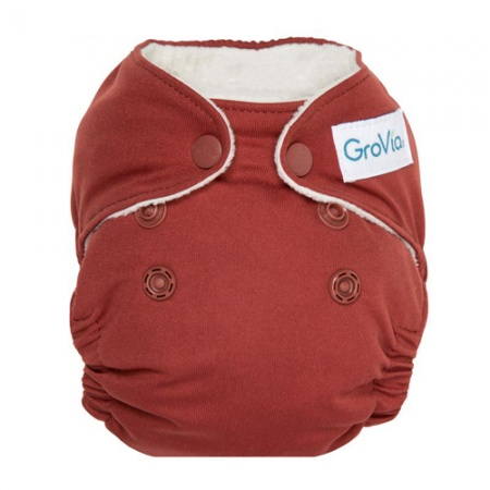 GroVia Newborn Nappy All In One