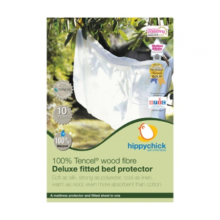 Hippychick Fitted Tencel Mattress Protectors