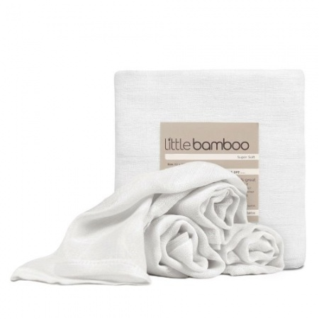 Little Bamboo Muslins
