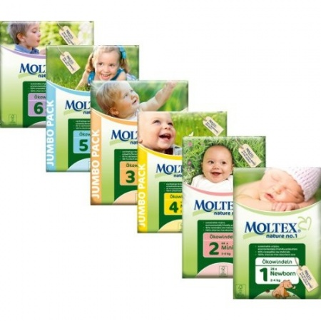 Moltex Disposable Nappies