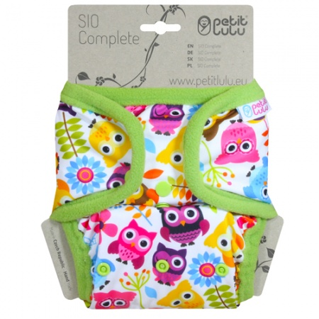Petit Lulu AIO In One Nappies