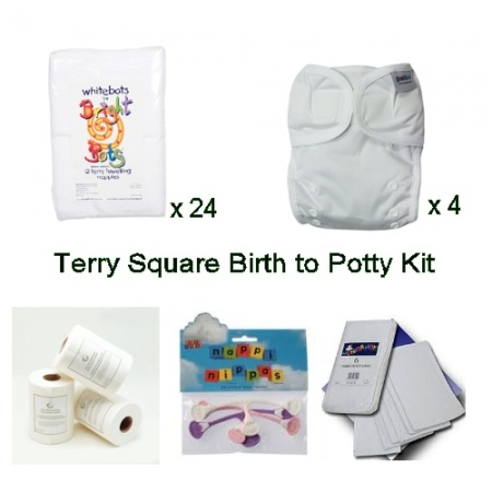 Value Terry Square Complete Kit