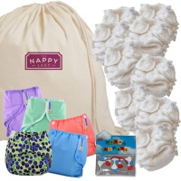 TWINS Bimbles Newborn Nappy Hire
