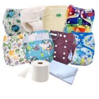 The Nappy Lady Ultimate 30 Day Cloth Nappy Trial Kit