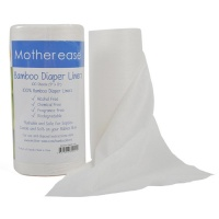 Motherease Bamboo Disposable Nappy Liner