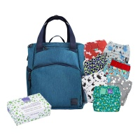 Ultimate Mixed Nappy Bundle Kit & Bag
