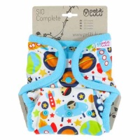 Petit Lulu Snap In One Nappies
