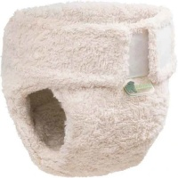Litte Lamb Organic Cotton Fitted Nappy
