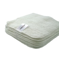 Muslinz Bamboo/cotton 20cm Wipes