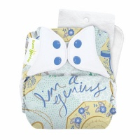 V5 Bumgenius Original Pocket Nappy Birth to Potty