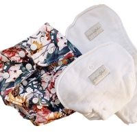 Bare & Boho V3 Onesize All In Two Nappy Bundle