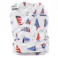 Bambooty Basics Nappies