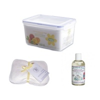 Nappy Lady Premium Washable Wipes Kit