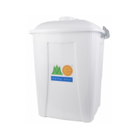 Motherease Bucket - 25 litre easy lock with odour control