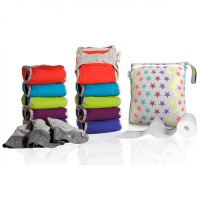 Pop In Middle Box Cloth Nappy Set