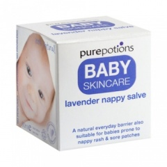 Purepotions Lavender Nappy Salve 60ml