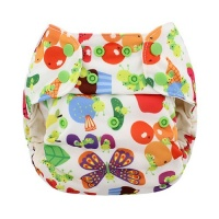 Blueberry Simplex Organic All In One Nappy