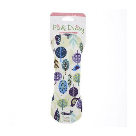 Pink Daisy Staydry Medium Sanitary Pads
