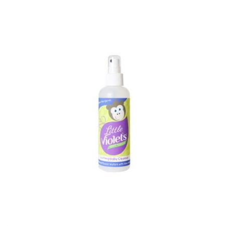 Little Violets Soothing Baby Cleanser